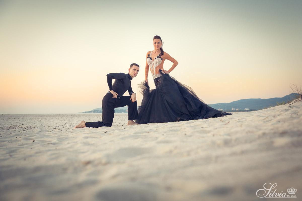 Benedetto Ferruggia & Claudia Köhler for Silvia Design