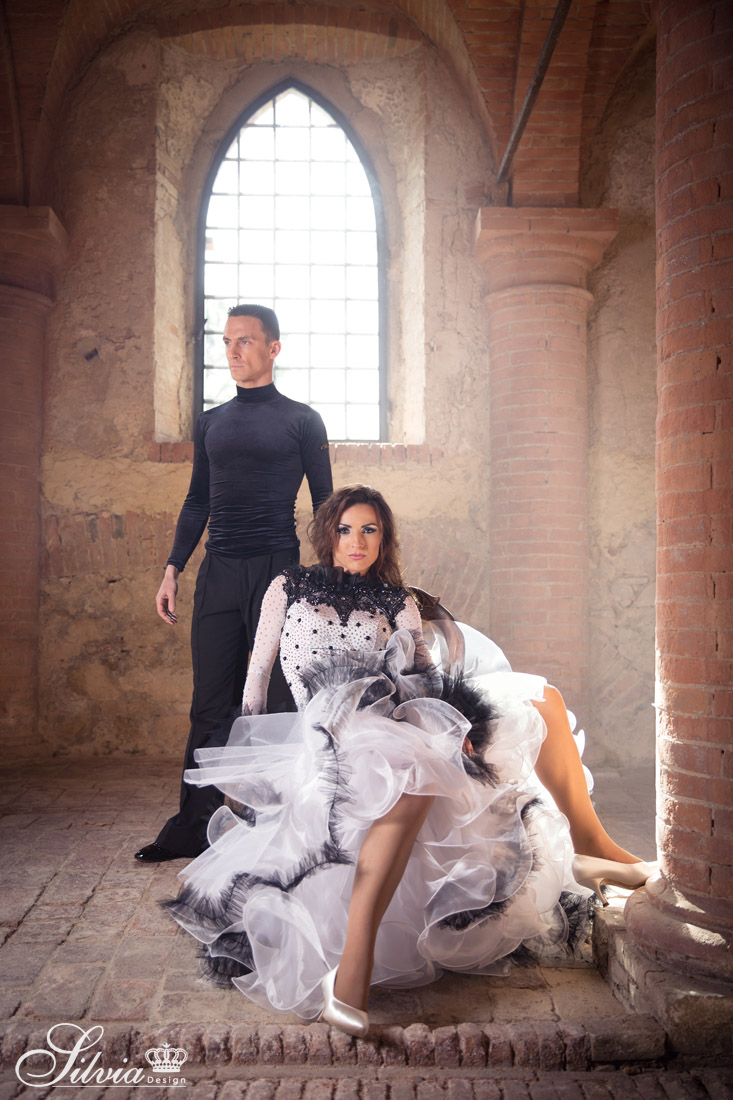 Benedetto Ferruggia and Claudia Köhler for Silvia Design